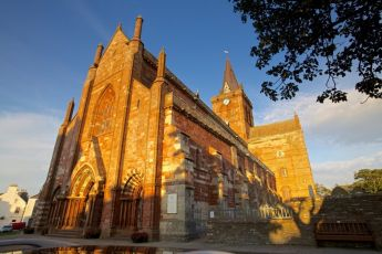 St Magnus Cathedral Photo By Colin Keldie
